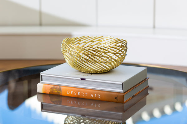 Michael Aram Calla Lily Stem Small Bowl