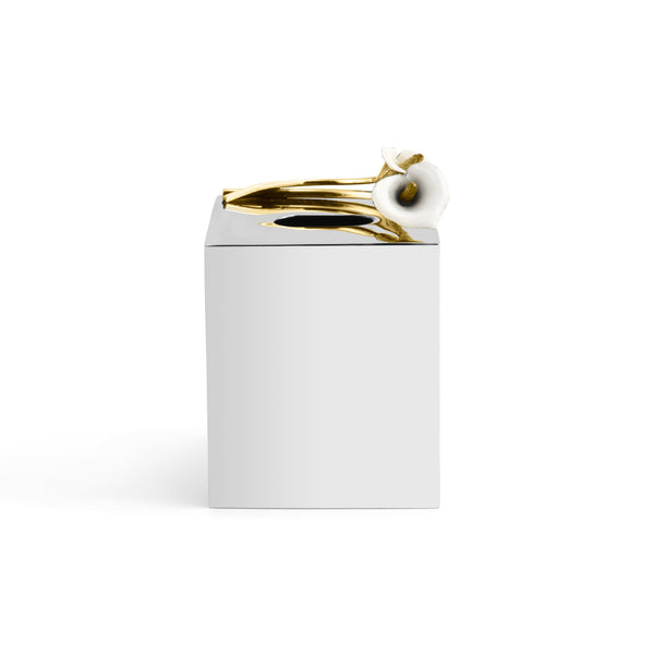 Michael Aram Calla Lily Tissue Box Holder