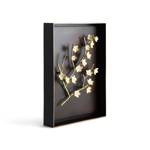 Michael Aram Cherry Blossom Shadow Box