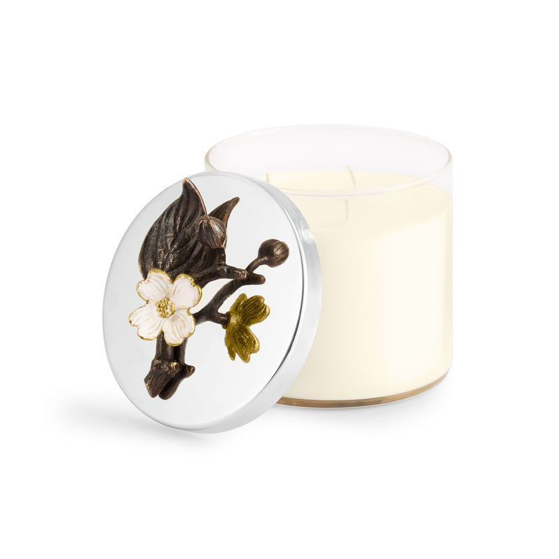 Michael Aram Dogwood Candle