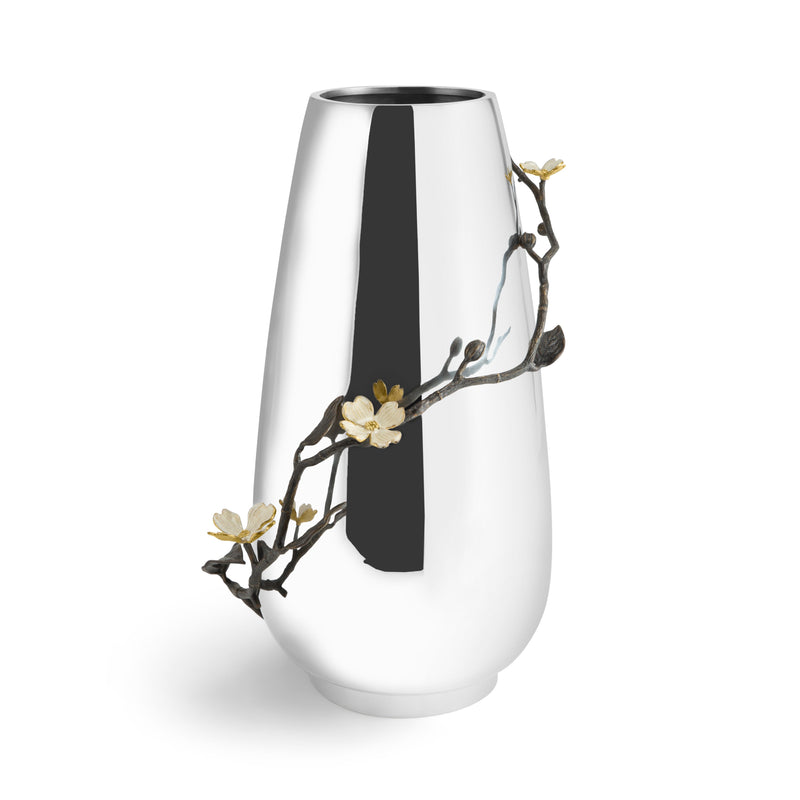 Michael Aram Dogwood Centerpiece Vase
