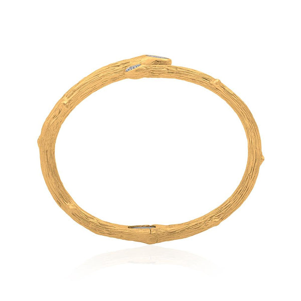 Michael Aram Enchanted Forest Bangle with Diamonds