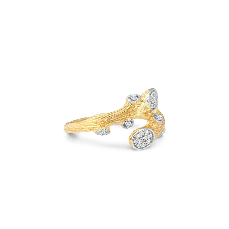 Michael Aram Enchanted Forest Ring with Diamonds
