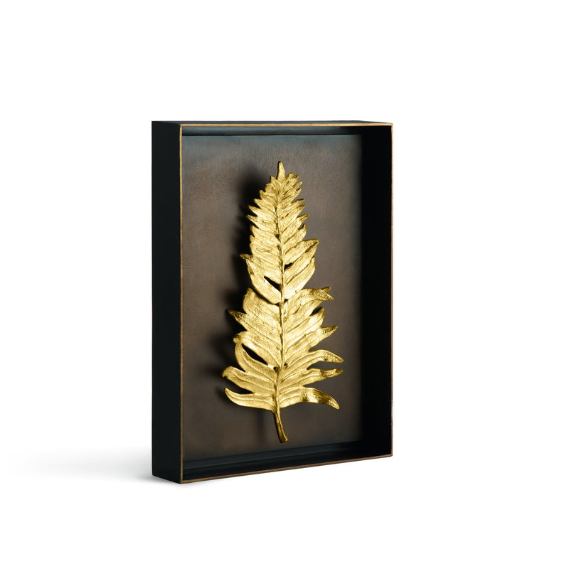 Michael Aram Fern Shadow Box