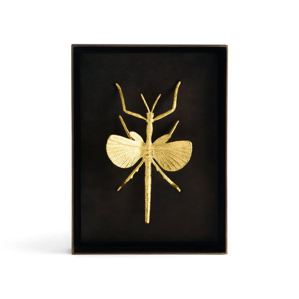 Michael Aram Flying Walking Stick Shadow Box