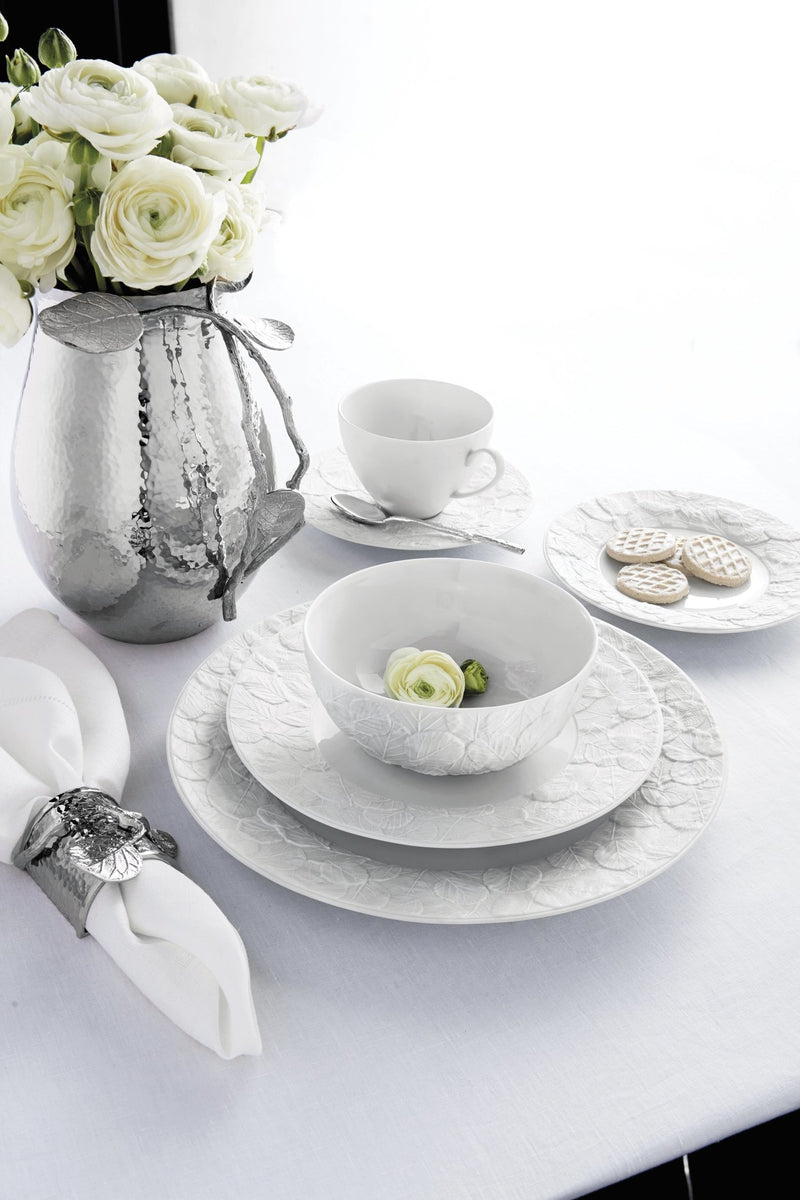 Michael Aram Forest Leaf Cup & Saucer
