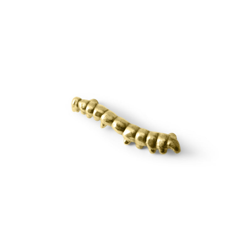 Michael Aram Gold-Tone Caterpillar Pull