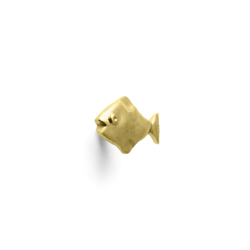 Michael Aram Gold-Tone Perch Knob