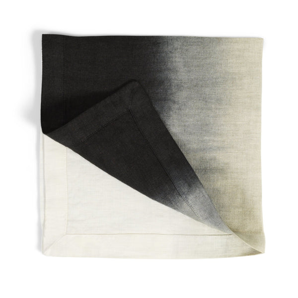 Michael Aram Grey Dip Dye Dinner Napkin