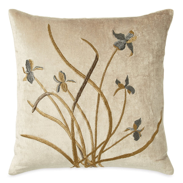 Michael Aram Iris Decorative Pillow