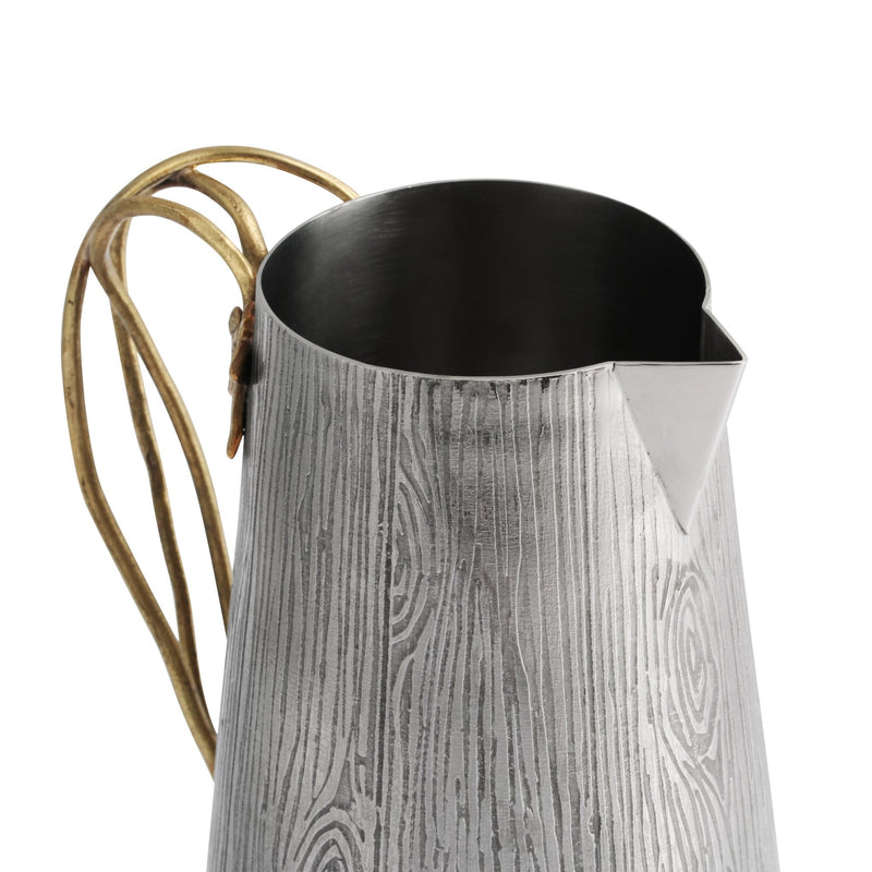 Michael Aram Ivy & Oak Pitcher