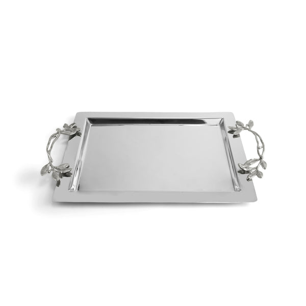 Michael Aram Laurel Serving Tray
