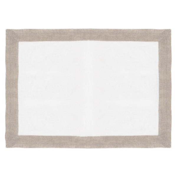 Michael Aram Metallic Flange Placemat