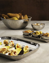 Michael Aram Molten Triple Bowl Set