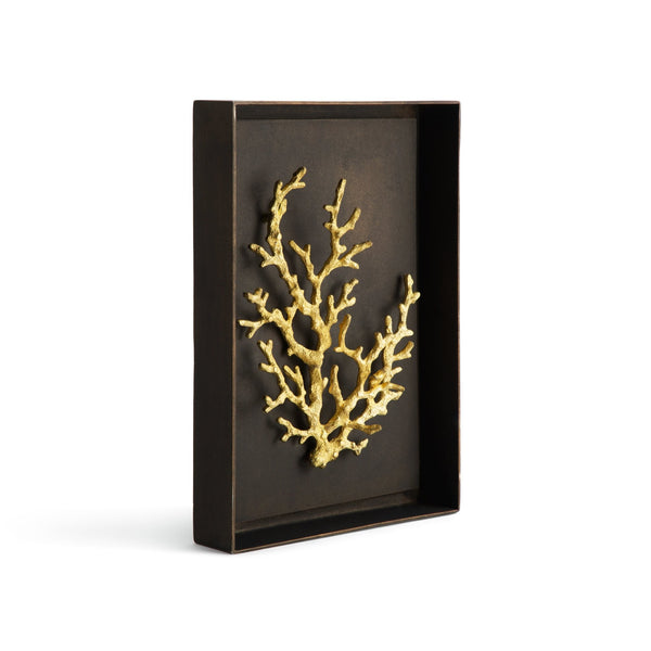 Michael Aram Ocean Coral Shadow Box