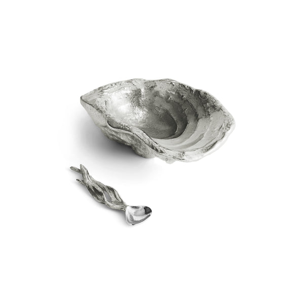 Michael Aram Ocean Reef Salt Cellar w/ Spoon