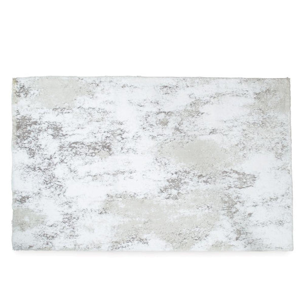 Michael Aram Orchid Bath Rug - Grey