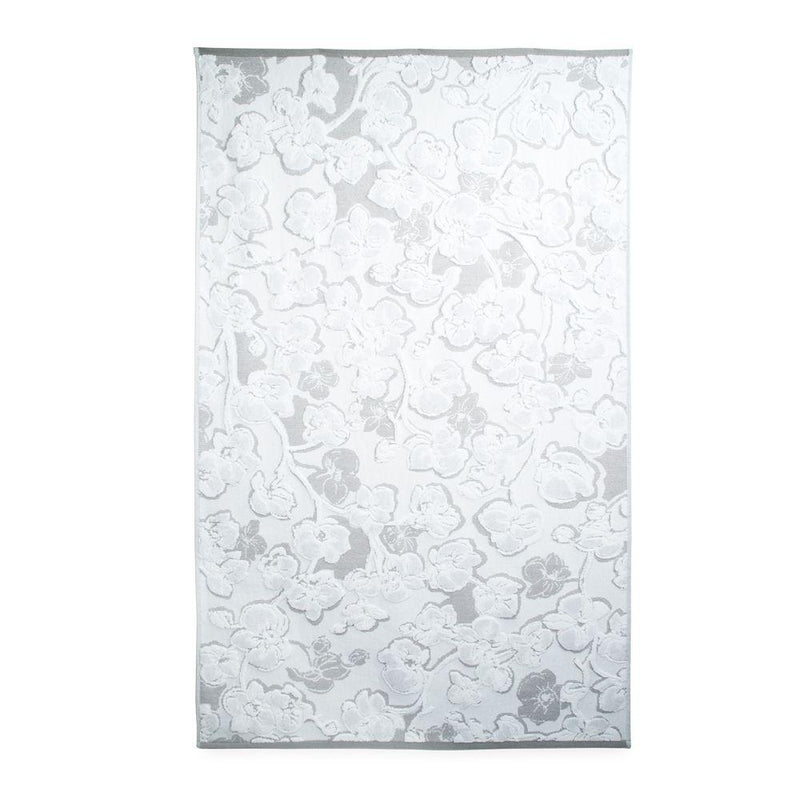 Michael Aram Orchid Bath Towel - Grey