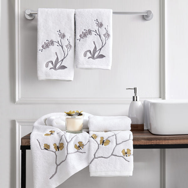 Michael Aram Orchid Towel Set