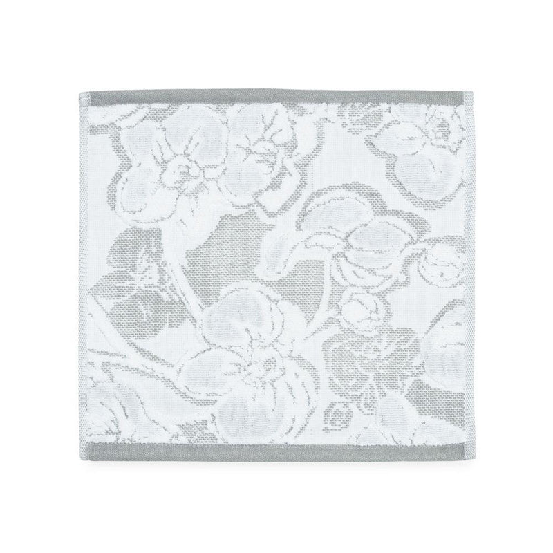 Michael Aram Orchid Wash Towel - Grey