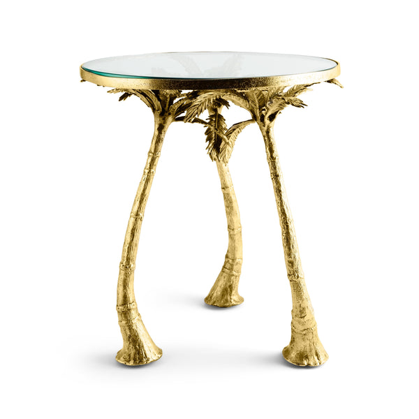 Michael Aram Palm Accent Table