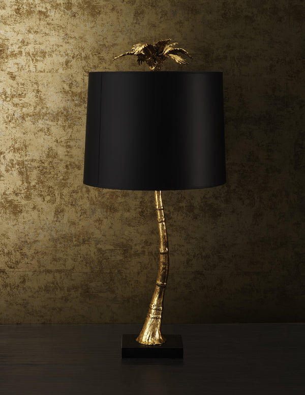Michael Aram Palm Table Lamp