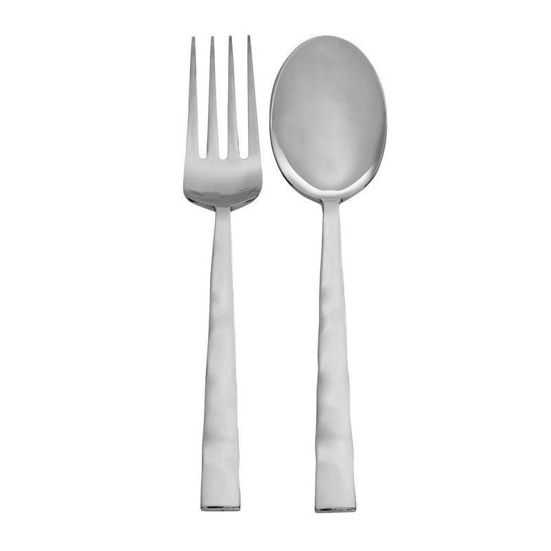 Michael Aram Ripple Effect Serving Set