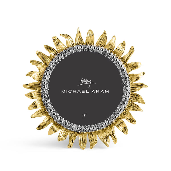 Michael Aram Sunflower Frame 5""