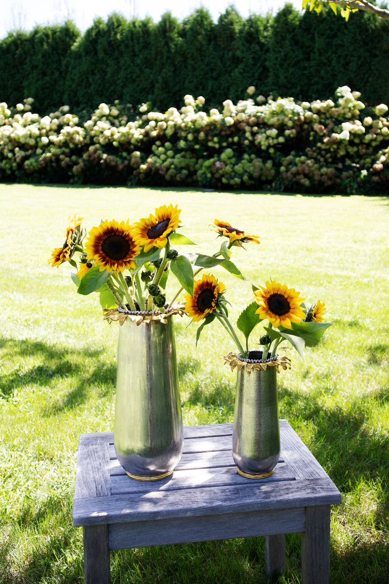 Michael Aram Sunflower Medium Vase
