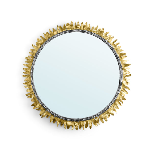 Michael Aram Sunflower Mirror