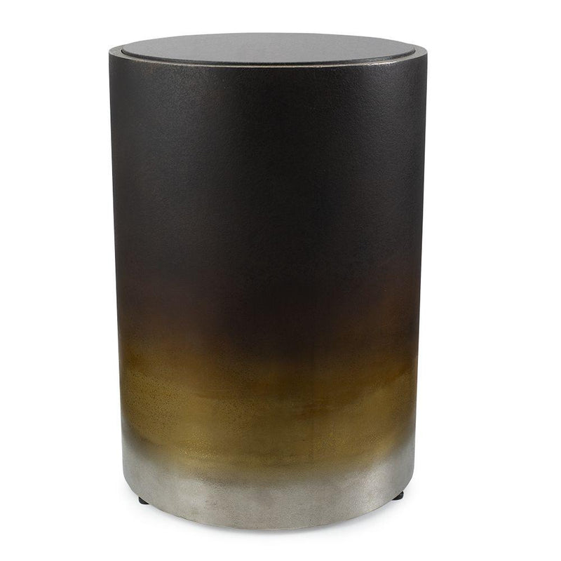 Michael Aram Torched Side Table