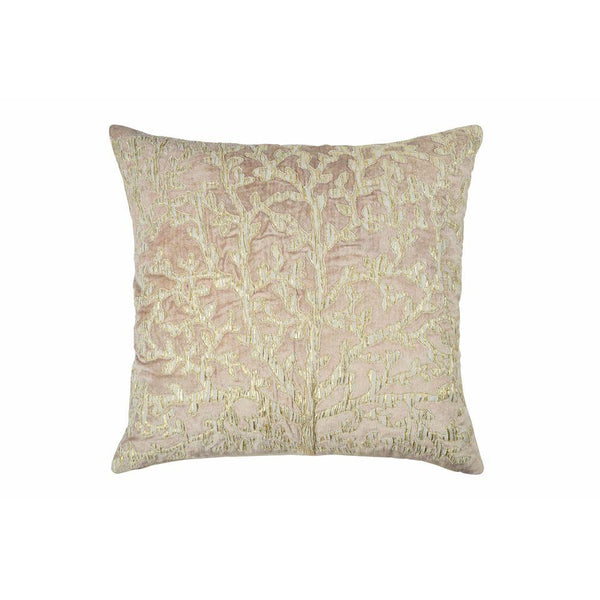 Michael Aram Tree of Life Applique Pillow - Blush / Gold