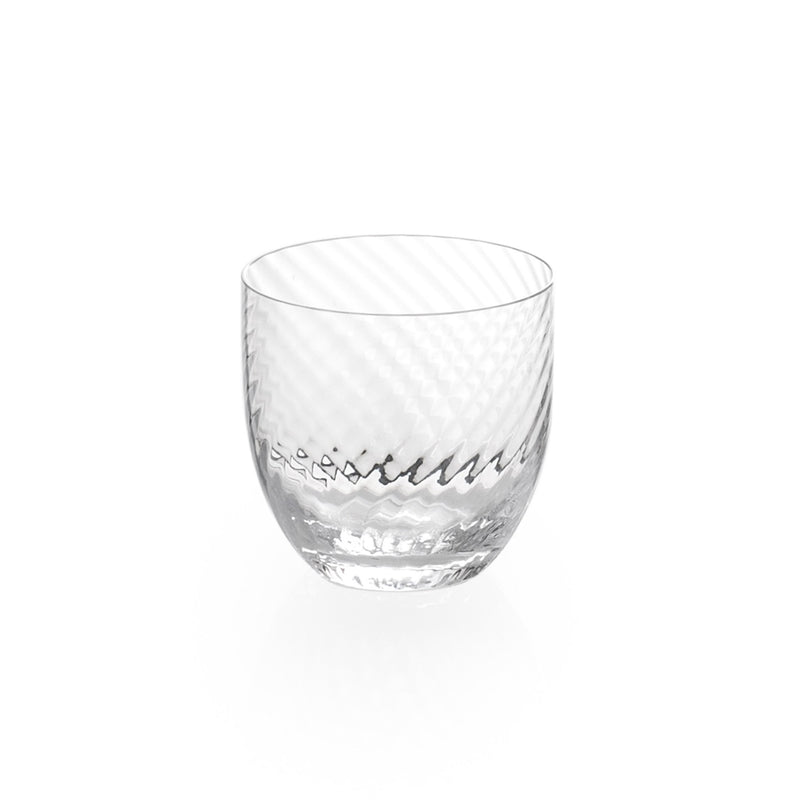 Michael Aram Twist Diamond Double Old Fashioned