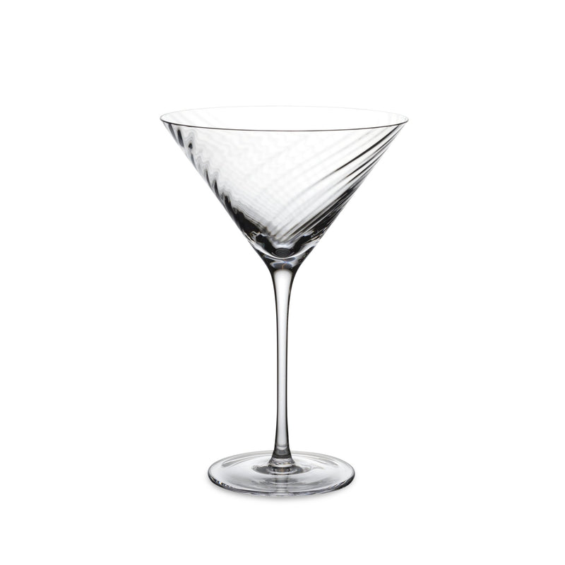 Michael Aram Twist Diamond Martini Glass