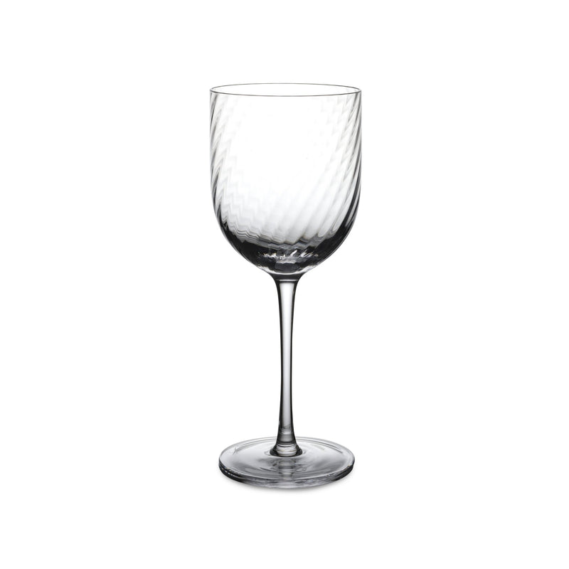 Michael Aram Twist Diamond Wine Glass