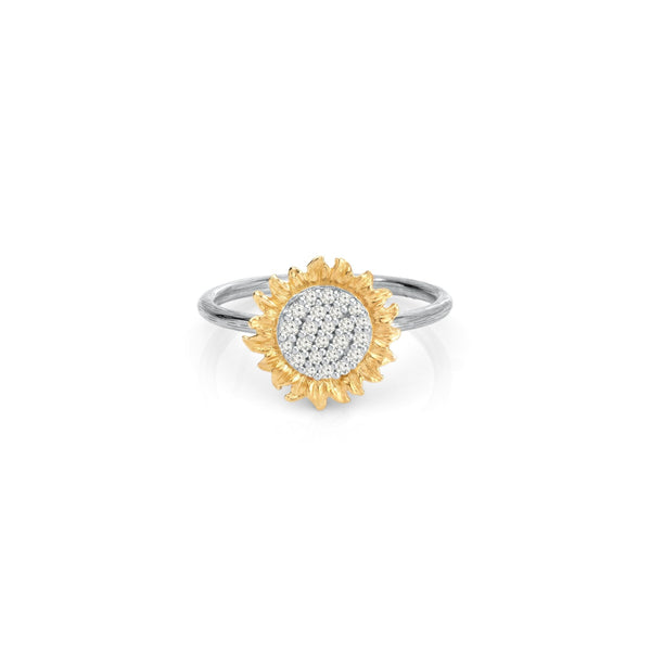 Michael Aram Vincent 11mm Ring with Diamonds