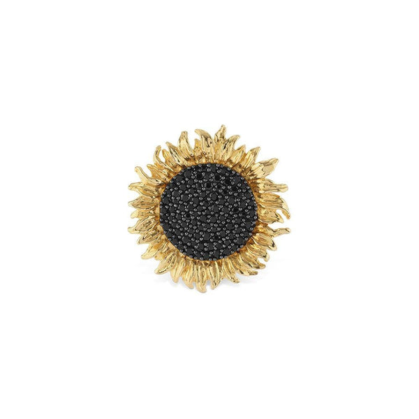 Michael Aram Vincent Brooch with Diamonds