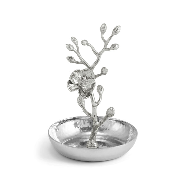 Michael Aram White Orchid Ring Catch