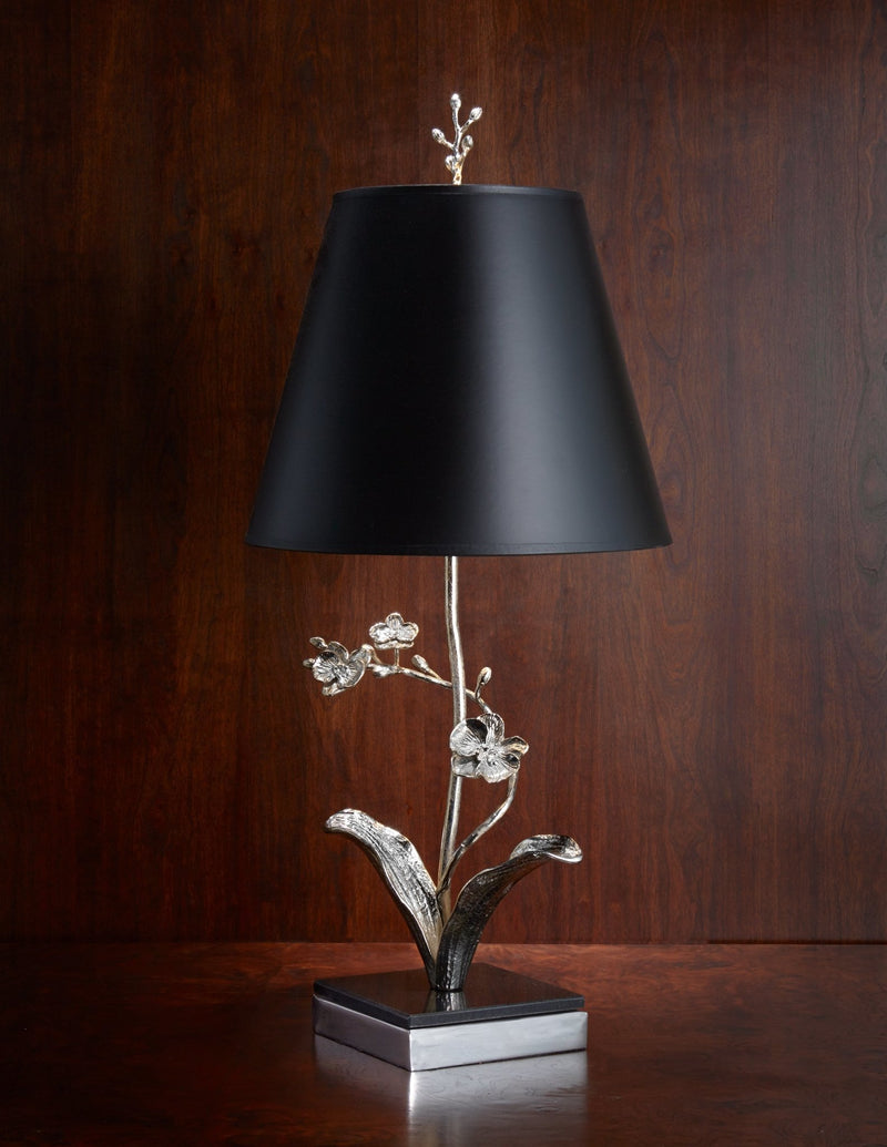 Michael Aram White Orchid Table Lamp