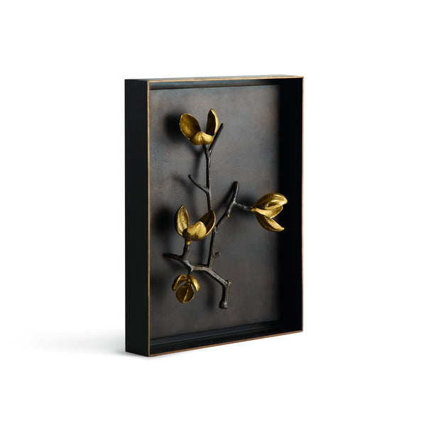 Michael Aram Wild Pod Shadow Box