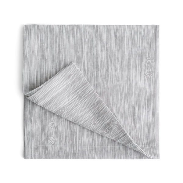 Michael Aram Woodgrain Dinner Napkin