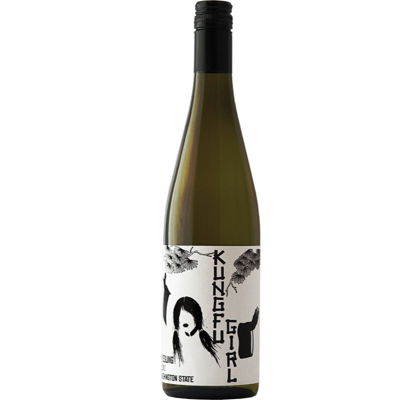 Riesling aus den USA Kung Fu Girl Charles Smith Wines