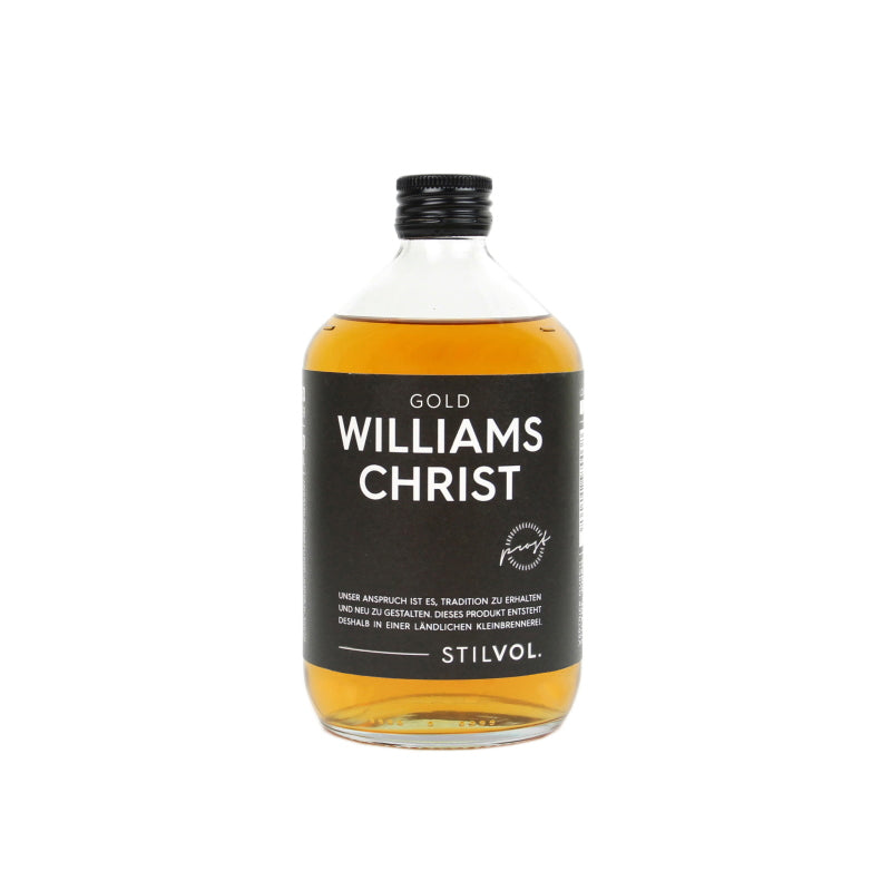 Williams Christ Gold