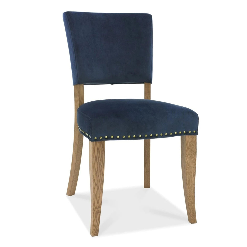 Indi Velvet Dining Chair