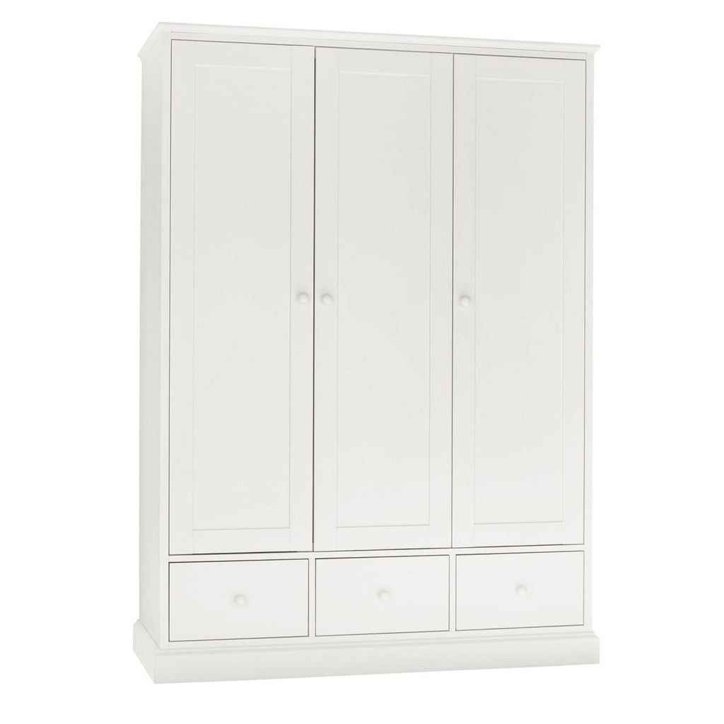 Ashlene Triple Wardrobe