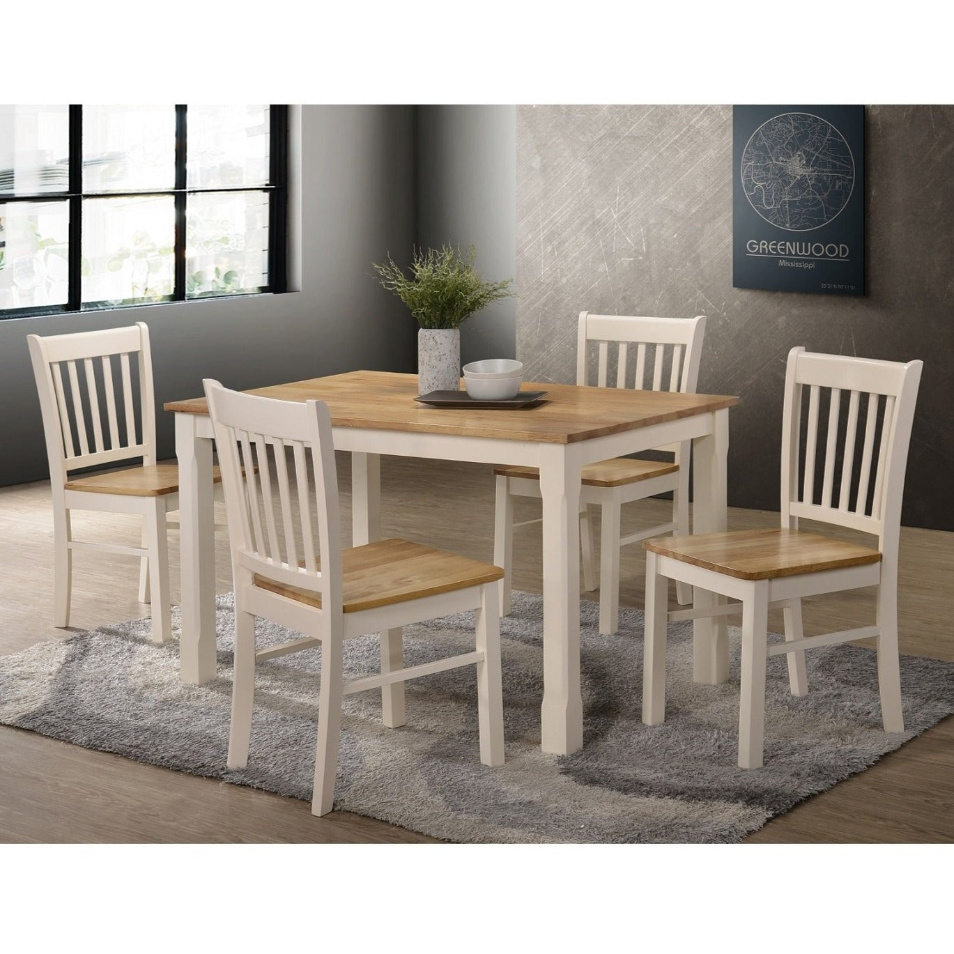 Bora Dining Set
