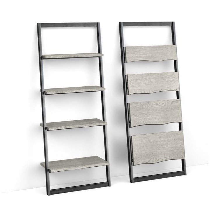 Benson Slim Ladder Bookcase