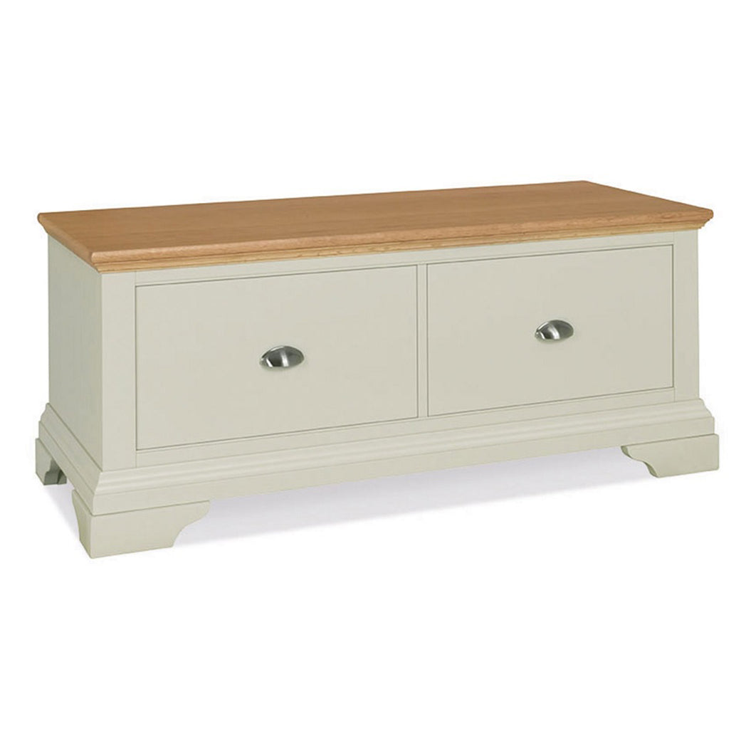 Hemsley Blanket Box