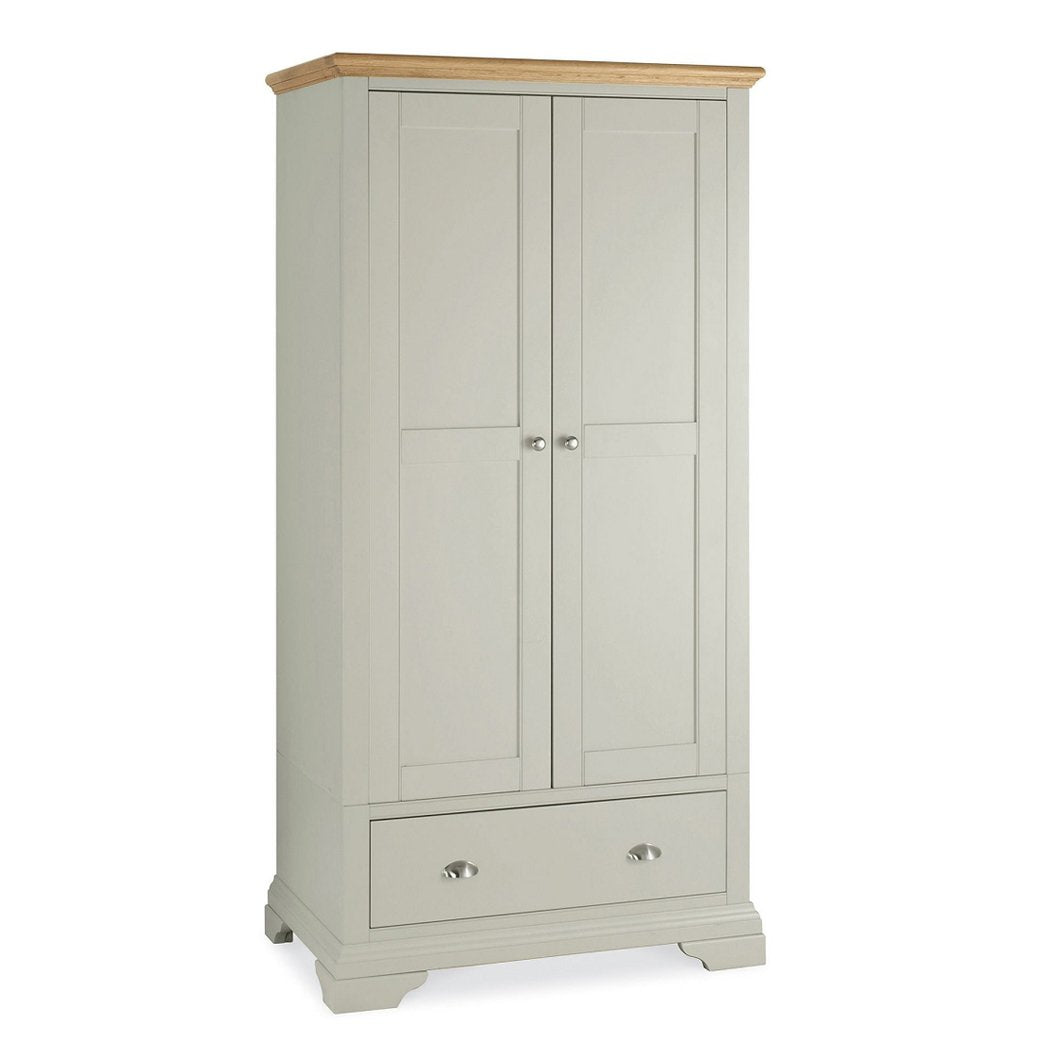 Hemsley Double Wardrobe