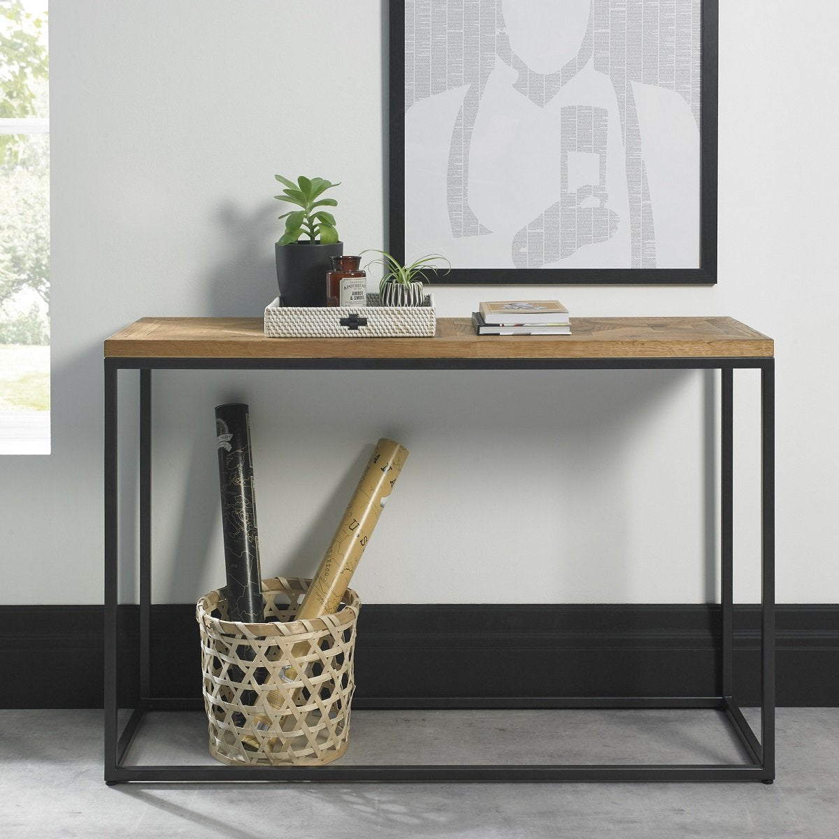 Indi Console Table